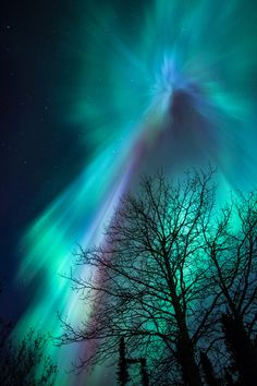 Aurora Borealis - Crown in the Crown by Marketa Stanczykova Murray** Beautiful Sky, Beautiful World, Beautiful Places, Beautiful Pictures, Aurora Borealis, Imagen Natural, Northen Lights, See The Northern Lights, To Infinity And Beyond