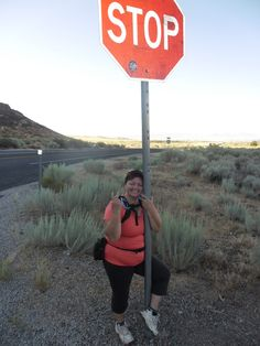 2nd trip to Stop Sign, BLR, Utah, USA.  [not so favorite place ;-)]
