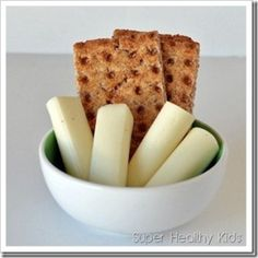 10 Quick and Healthy Bedtime Snacks | Recipes