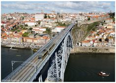 https://flic.kr/p/CLCLMp   V. N. de Gaia 21-02-15   EuroTram 063 na Ponte D. Luís