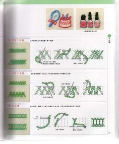 Gallery.ru / Фото #51 - Basic embroidery needle tips 200 - simplehard
