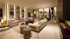 Top Showrooms and Interior Design Shops | Creating fun and stylish showrooms, the design must be decorative while still maintaining a professional workflow for the staff. | www.bocadolobo.com #bocadolobo #luxuryfurniture #exclusivedesign #interiodesign #designideas ARCHITECTS, BESPOKE, CONCEPT STORE, CONSORT, DESIGN PROJECTS, DESIGNERS, FENDI CASA, HENGE, INTERIOR DESIGN STUDIO, LUXURY BRANDS, LUXURY FURNITURE, MIAMI DESIGN DISTRICT, MINOTTI, PATRICIA URQUIOLA, TOP INTERIOR DESIGNERS