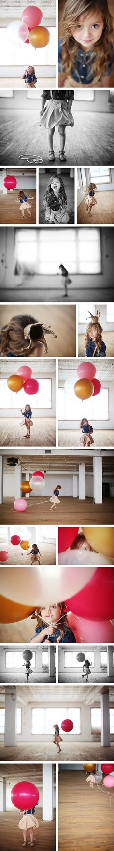 I want to do a princess photoshoot!