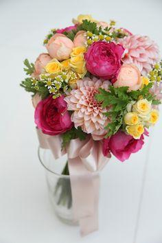 花どうらく/ミックスブーケ/hanadouraku/http://www.hanadouraku.com/bouquet/wedding/