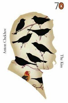 The Kiss Author: A. Chekhov Publisher: Penguin Books Ltd Publication Date: November 1999 Genre: Fiction Design Info: Designer: Darren Haggar Art_director: John Hamilton Art_director: Jim Stoddart Best Book Covers, Beautiful Book Covers, Book Cover Art, Book Cover Design, Book Design, Book Art, The Kiss, Book Jacket, Cool Books