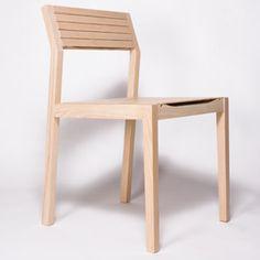 Sourire de chaise par Satoshi Ohtaki - Blog Esprit Design #design #chair