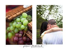 Candace & Joe | Engagement Session West Michigan Wedding Photographer Jessica Frederick Photography