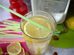 Di gotuje: Lemoniada migdałowa
