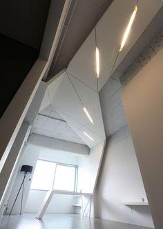 MaisonWing by AnLstudio  , Conceptions uniques de plafond pour la maison de chaque style