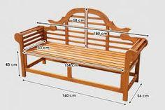 balau garden bench