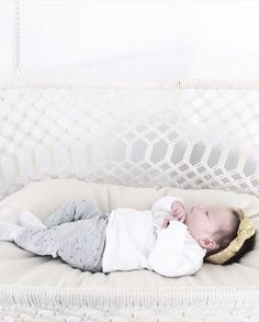 Hanging bassinet, so sweet for your baby Hanging Bassinet, Nursery, Bed, Sweet, Furniture, Home Decor, Hanging Cradle, Candy, Decoration Home