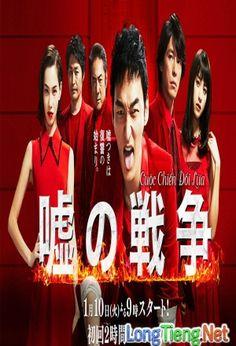 Bộ Phim : Cuộc Chiến Dối Lừa ( War of Lie - Uso no Sensou ) 2017 - Phim Nhật Bản. Thuộc thể loại : Phim Tâm Lý Tình Cảm Quốc gia Sản Xuất ( Country production ): Phim Nhật Bản   Đạo Diễn (Director ): Yoshishige MiyakeDiễn Viên ( Actors ): Kiko Mizuhara, Tsuyoshi Kusanagi, Masachika Ichimura, Naohito Fujiki, Fuma Kikuchi, MagiThời Lượng ( Duration ): ??Năm Sản Xuất (Release year): 2017Khi Kouichi (Tsuyoshi Kusanagi) lên 9 t