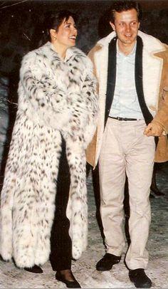1980 - Caroline and Stefano                                                                                                                                                      Plus