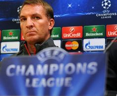 Rodgers ready to fight Brendan Rodgers, Liverpool Football Club, Champions League, Baseball Cards, Heineken