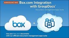 Announcing box.com Integration with GroupDocs Document Management Apps Suite