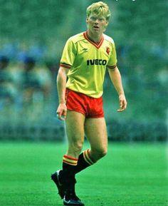 ffd38312fac Maurice Johnston - Watford FC - League appearances. Watford Fc