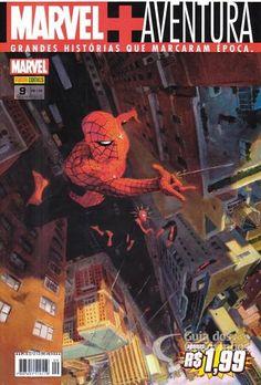 Marvel + Aventura n° 9 - Panini