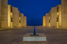 Salk Institute at Dawn Photo by Raymond Choo — National Geographic Your Shot