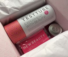 New Beauty Test Tube Subscription Review – January 2014