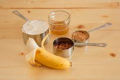 """""""Elvis"""" Treats: Peanut Butter, Banana, and Bacon Dog Treat Recipe"""