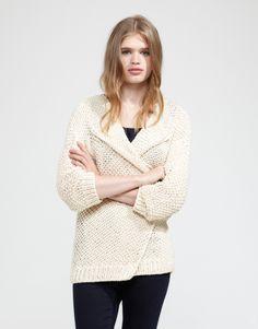 287e8915de04b Fashion in a Kit. Cardigan PatternKnit ...