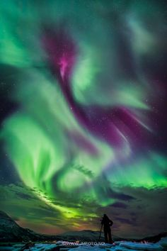 ✮ Northern light - Norway.I want to go here one day.Please check out my website thanks. www.photopix.co.nz