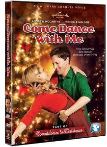 come dance with me dvd 2013 andrew mccarthy hallmark christmas movie - Christmas Movies 2013