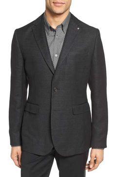 f9646ce399f2c0 Ted Baker London Harvhot Deconstructed Blazer Mens Sport Coat
