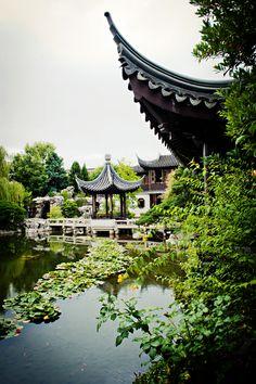 Cute The Lan Su Chinese Garden in Portland Oregon is an amazing spot I
