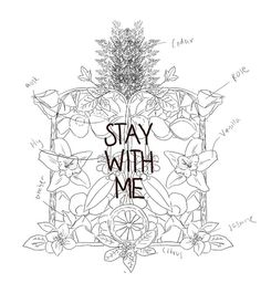 Romantic notes of Stay With Me  #love #instagood #me #tbt #cute #photooftheday #art #breakfast #flowers #instamood #iphonesia #picoftheday #igers #girl #boy #tweegram #beautiful #instadaily #summer #staywithme #bottle #illustration