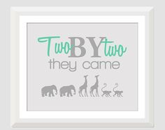 Twins baby shower | Etsy