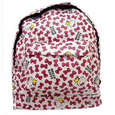 Hello Kitty Backpack (white)