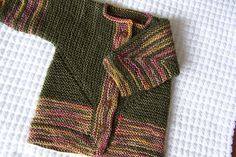 Baby Surprise Jacket (2) by Threadbender99, via Flickr