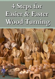 Moving from a hobby to a business requires a change in perspective. A production run of items allows you to be efficient in what you produce but you can also change what you are turning on a regular basis so you won't get bored. Learn how you can increase your effectiveness and efficiency. Bowl Turning, Pen Turning, Woodworking Skills, Woodworking Projects Diy, Wood Turning Projects, Wood Projects, Wood Supply, Furniture Care, Wood Rounds