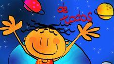 EL MUNDO ES DE TODOS (Luis Guitarra) con ilustraciones de Mª Mar Carles ...