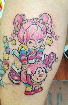 rainbow brite tattoos - Google Search