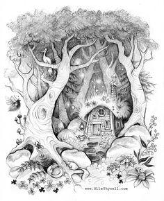 Where the trolls live by ullakko.deviantart.com on @deviantART