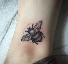 Jennifer Lawes tattoo