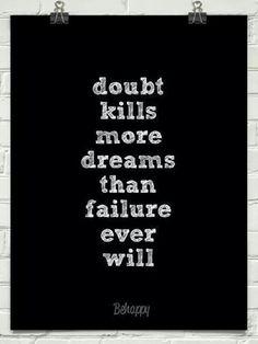 Doubt**