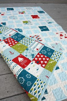 Diary of a Quilter - a quilt blog: New Pattern + New Quilt: Square Knots