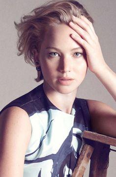 Jennifer Lawrence – New Dior Photoshoot 2014