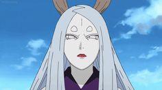 """kaguya otsutsuki's Byakugan """