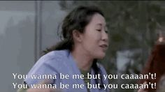 Oh, Cristina. If only we could all get an ounce of your awesome.    27 Reasons Why Cristina Yang Is Everything You Aspire To In Life
