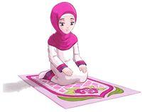 Oturuş Human Drawing, Body Drawing, Emoji, Sequencing Pictures, Islamic Cartoon, Cool Paper Crafts, Islam For Kids, Hijab Cartoon, Geometric Wallpaper