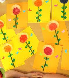 λουλούδια-μαργαρίτες Kindergarten, Ideas, Kindergartens, Preschool, Pre K, Day Care, Thoughts