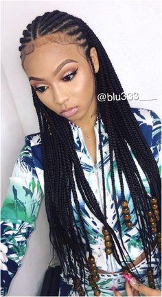 Braided Hairstyles For Black Women Cornrows, Braided Hairstyles For Wedding, Braids For Short Hair, Box Braids Hairstyles, Protective Hairstyles, Protective Styles, Black Women Hairstyles, Summer Hairstyles, Beautiful Hairstyles