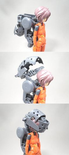 Character Concept, Character Art, Concept Art, Cool Robots, Cool Toys, Vinyl Toys, Vinyl Art, Sci Fi Anime, Frame Arms Girl