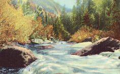 Devil's Gulch - Estes-Rocky Mountain National Park,Colorado