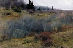 Masterpieces of Russian Painting : Alexey S. Stepanov (Russian, 1858 - 1923) Autumn, N/D