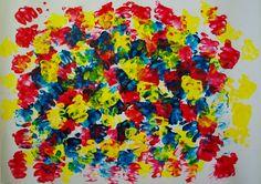 anger management by evamerendes 50*70 cm acrylics